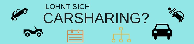 Lohnt sich Carsharing
