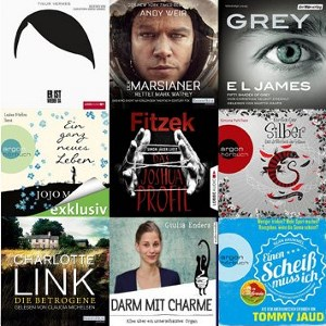 Kindle Unlimited Literaturauswahl