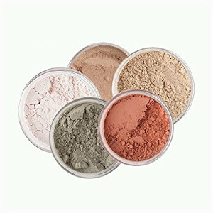 Synthetisches Mineral Makeup