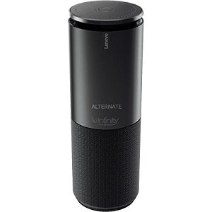 Amazon Echo vs Lenovo Smart Assistant