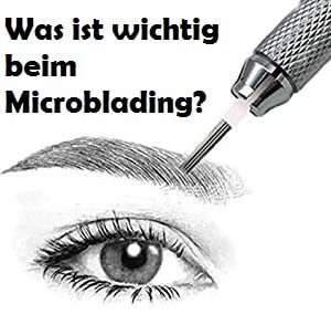 Lohnt sich Microblading
