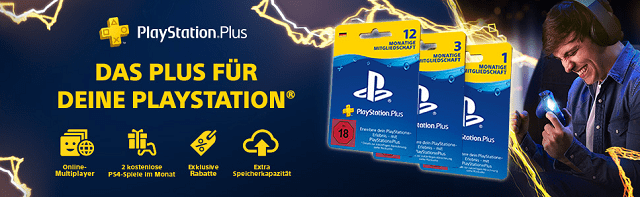 Playstation Plus Erfahrungen